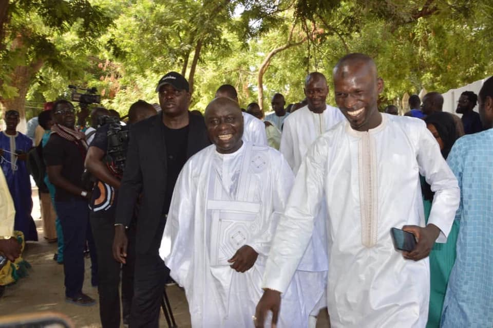 4 2 - Tabaski 2019 : Le message d'Idrissa Seck