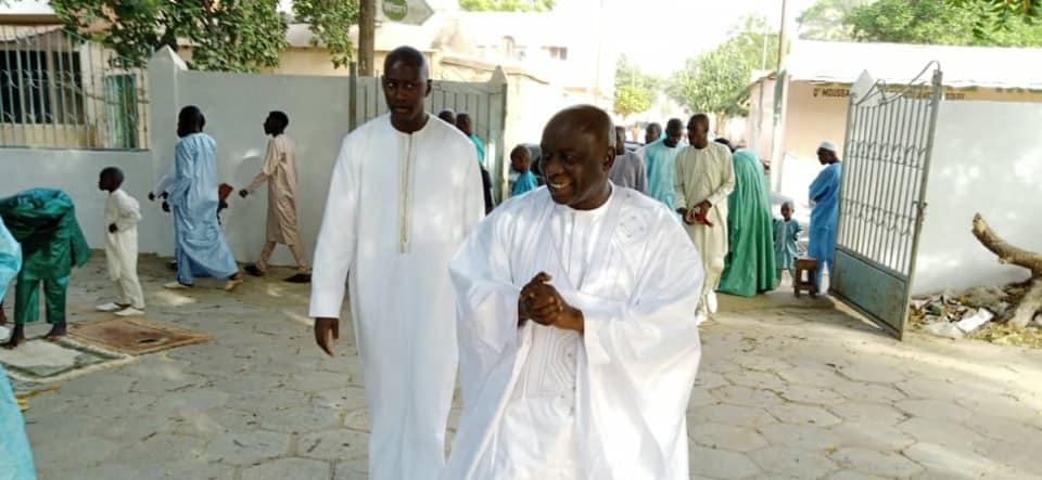 5 1 - Tabaski 2019 : Le message d'Idrissa Seck