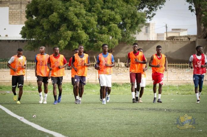 70240171 1437122039772093 4050365201936023552 o - Ligue 1: L'équipe de Dabo, Teungueth FC prépare déjà la saison (Photo)