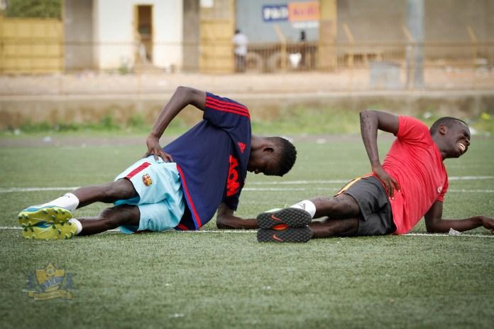 70354291 1437123489771948 7589938232645648384 o - Ligue 1: L'équipe de Dabo, Teungueth FC prépare déjà la saison (Photo)