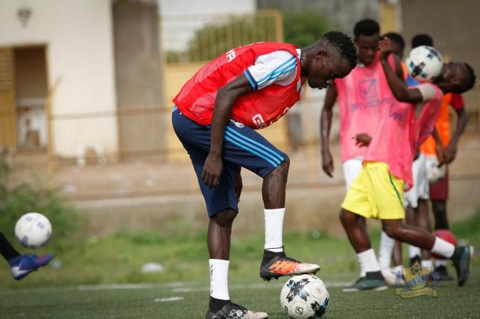 70403084 1437122763105354 2148004829396467712 o - Ligue 1: L'équipe de Dabo, Teungueth FC prépare déjà la saison (Photo)