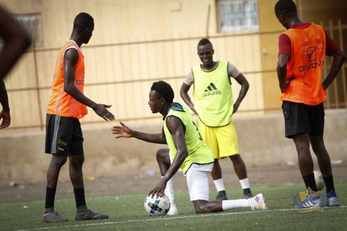 70859706 1437122463105384 4444253607520370688 o - Ligue 1: L'équipe de Dabo, Teungueth FC prépare déjà la saison (Photo)