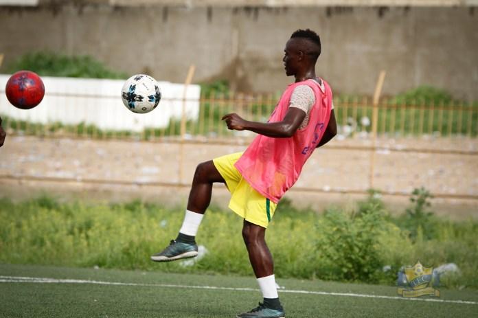 71317838 1437122326438731 3559344534699638784 o - Ligue 1: L'équipe de Dabo, Teungueth FC prépare déjà la saison (Photo)
