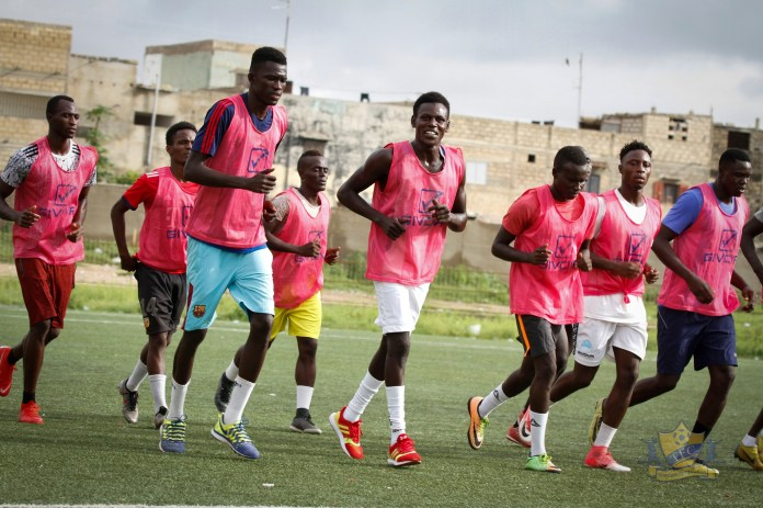 71402160 1437121833105447 4286478576607297536 o - Ligue 1: L'équipe de Dabo, Teungueth FC prépare déjà la saison (Photo)