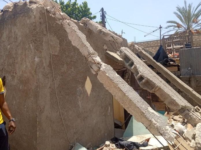 hann bel air mamadou guisse 11 - Yarakh (Hann village): Mamadou Guissé au chevet des impactés de la Ccis