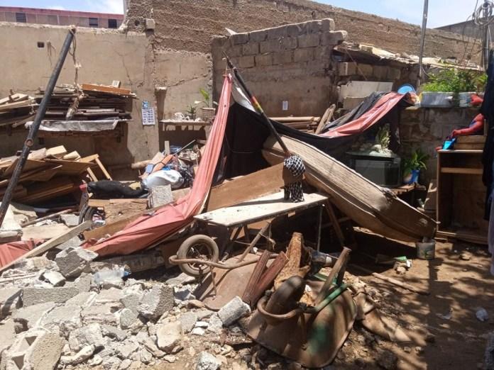 hann bel air mamadou guisse 3 - Yarakh (Hann village): Mamadou Guissé au chevet des impactés de la Ccis