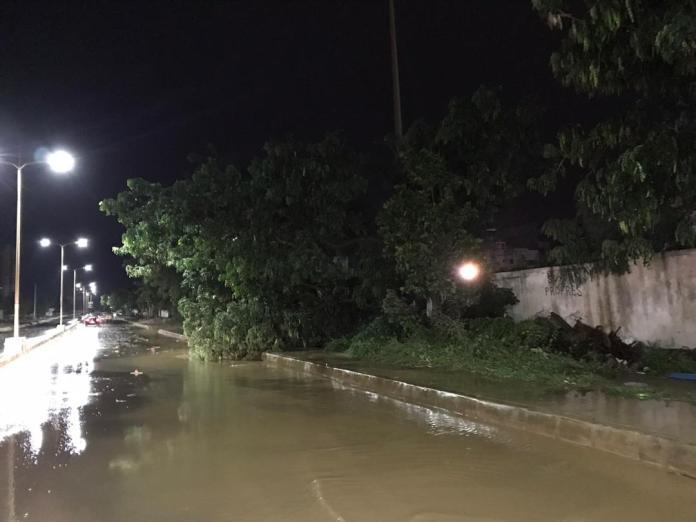 degat pluie 04 - Dakar : Après la pluie, ce n'est pas le beau temps