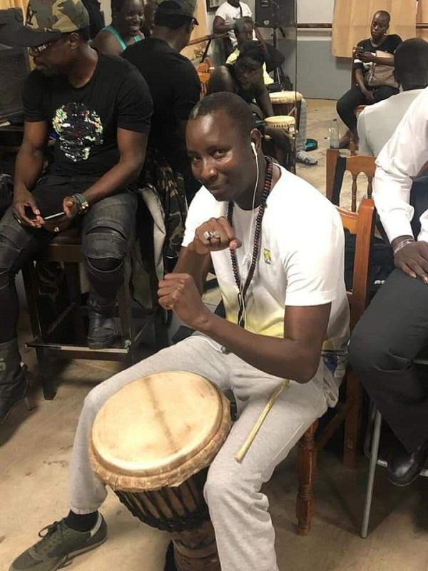 ndiawar seck serigne cisse 1 - Espagne-Festival de Ndiawar Seck: La culture africaine au rendez-vous...