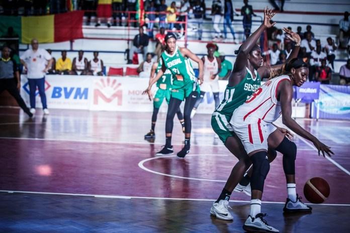 lionnes 12 - Préliminaire TQO: Le Sénégal bat le Mali et se qualifie en 1/2 finale