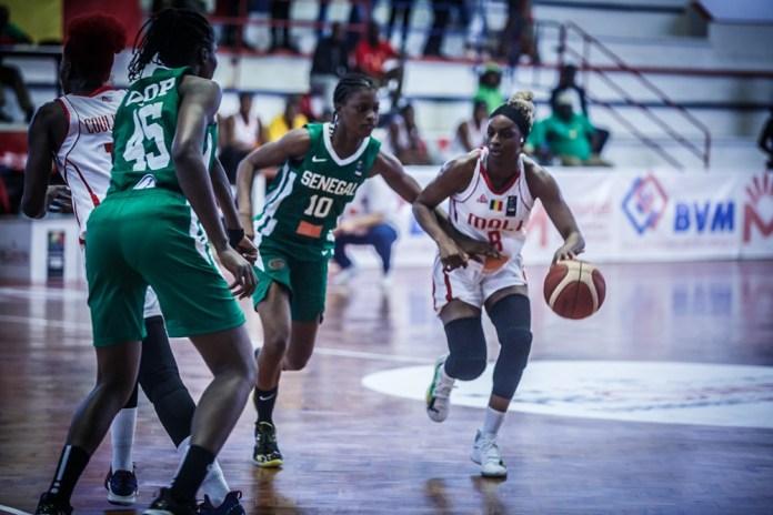 lionnes 15 - Préliminaire TQO: Le Sénégal bat le Mali et se qualifie en 1/2 finale