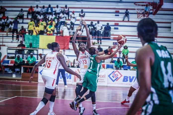 lionnes 17 - Préliminaire TQO: Le Sénégal bat le Mali et se qualifie en 1/2 finale