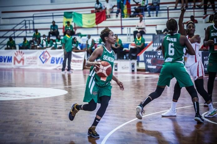lionnes 18 - Préliminaire TQO: Le Sénégal bat le Mali et se qualifie en 1/2 finale
