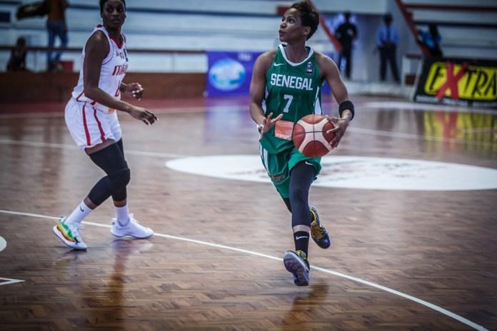 lionnes 20 - Préliminaire TQO: Le Sénégal bat le Mali et se qualifie en 1/2 finale