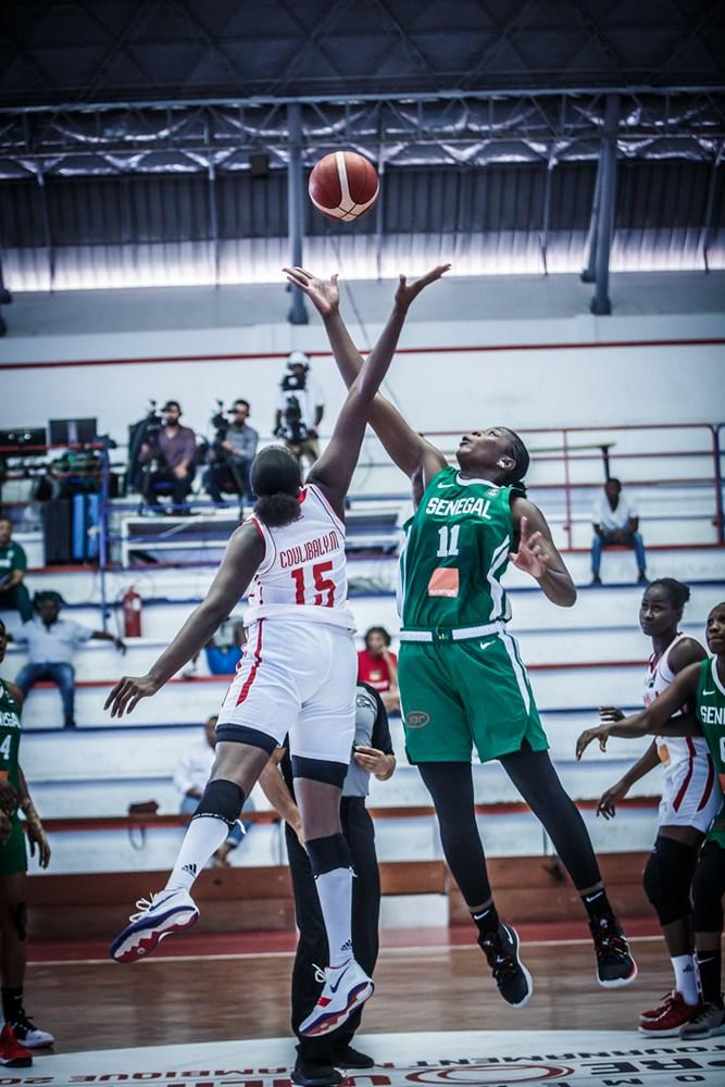 lionnes 23 - Préliminaire TQO: Le Sénégal bat le Mali et se qualifie en 1/2 finale
