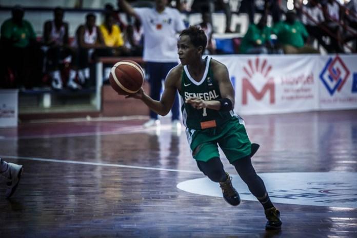 lionnes 6 - Préliminaire TQO: Le Sénégal bat le Mali et se qualifie en 1/2 finale