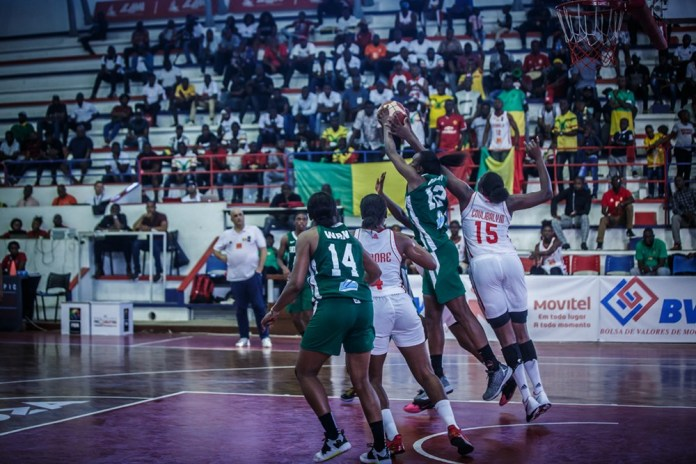 lionnes 7 - Préliminaire TQO: Le Sénégal bat le Mali et se qualifie en 1/2 finale