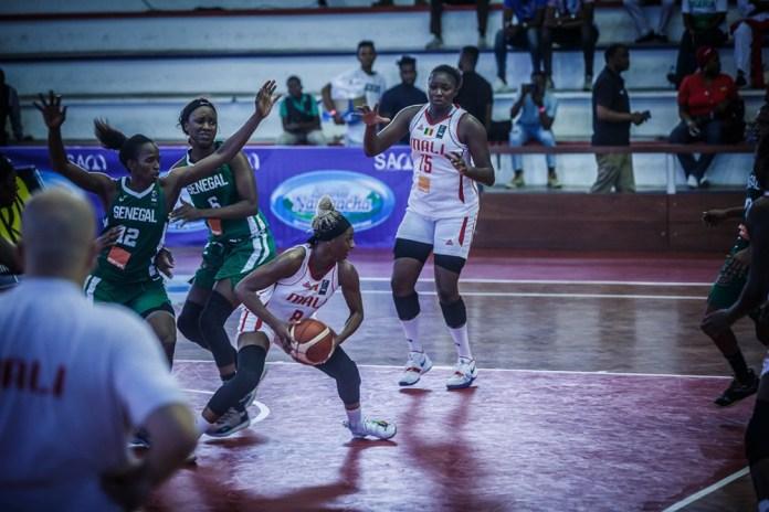 lionnes 8 - Préliminaire TQO: Le Sénégal bat le Mali et se qualifie en 1/2 finale
