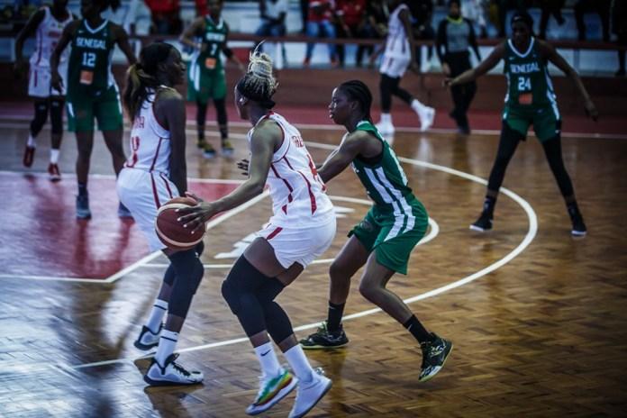 lionnes 9 - Préliminaire TQO: Le Sénégal bat le Mali et se qualifie en 1/2 finale
