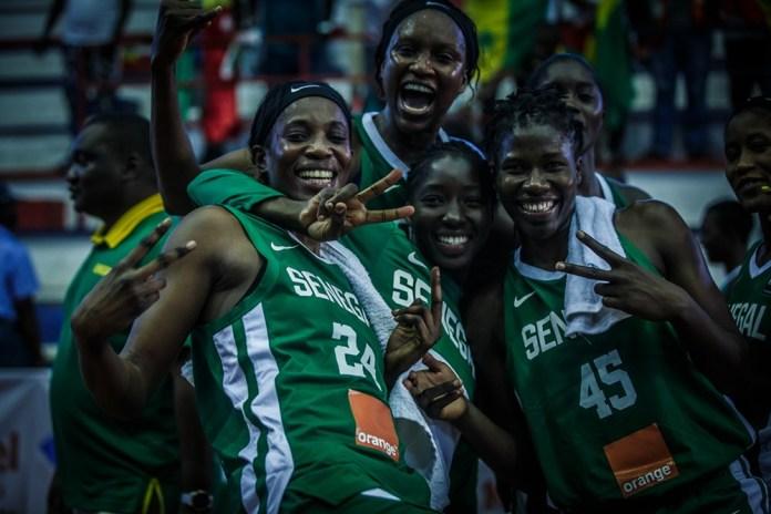 lionnes - Préliminaire TQO: Le Sénégal bat le Mali et se qualifie en 1/2 finale