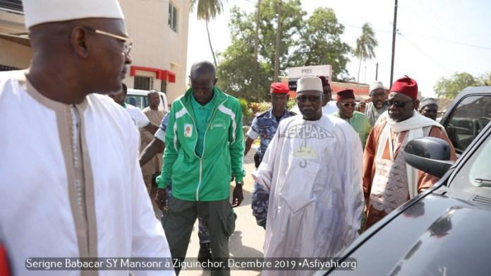 40897462 34545714 - Les images de la visite du Khalife général en Casamance...