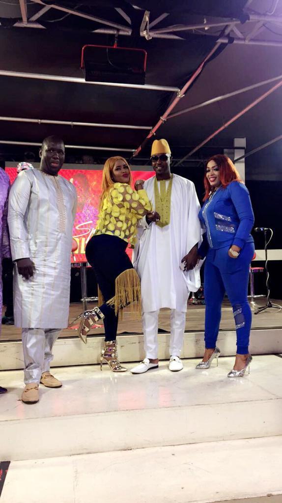 guigui 9 - Guigui et Oumou Sow enflamment le plateau de Salam Diallo