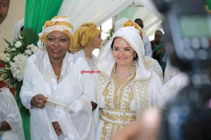 Mariage de Alpha Blondy : Ses enfants s'opposent…(photos)