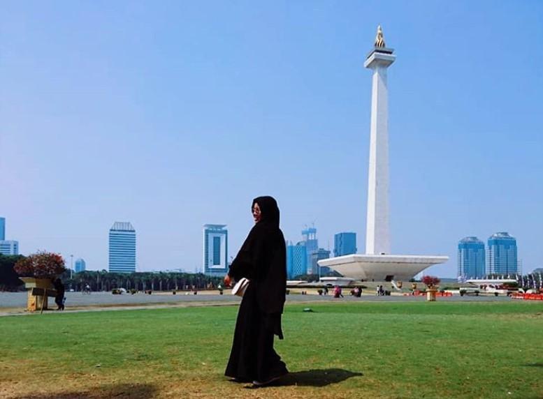 Monumen Nasional - Tempat Wisata di Jakarta yang Instagramable