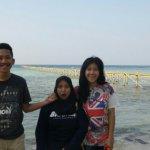 Pantai Saung Perawan - Pulau Tidung