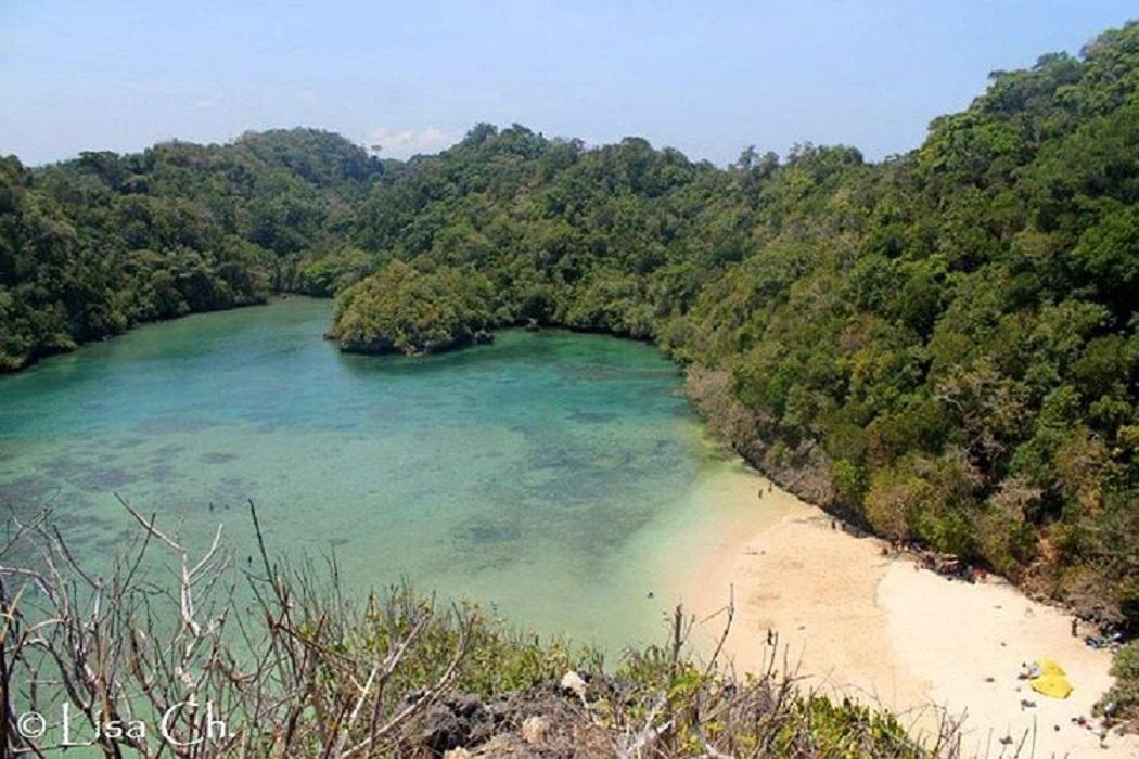 Pulau Sempu Jatim