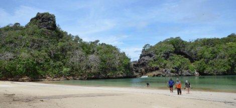 Konservasi Pulau Sempu Malang