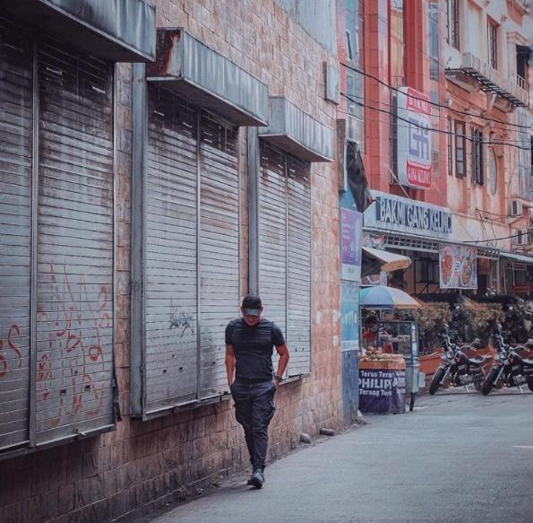 Pasar Baru Jakarta yang Instagramable