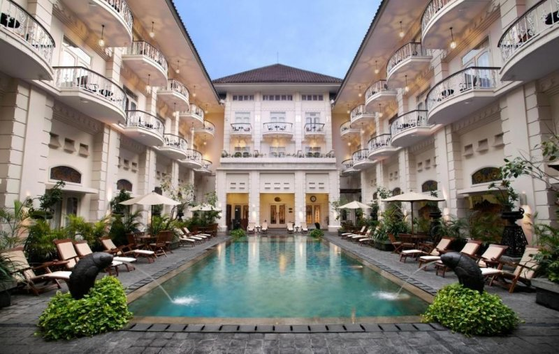 The Phoenix Hotel di Jogja
