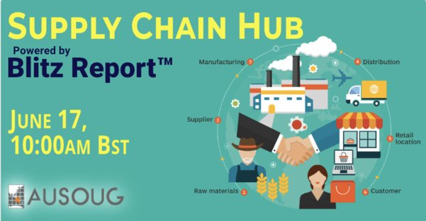 Enginatics Supply Chain Hub Webinar