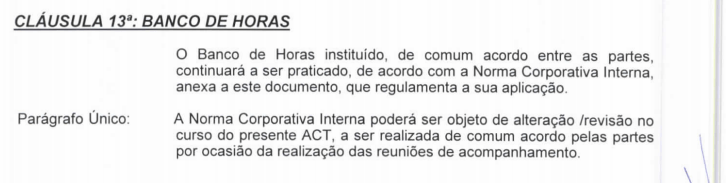 ONS ACT BANCO DE HORAS