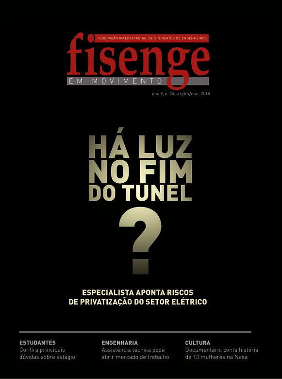 Revista Fisenge Capa