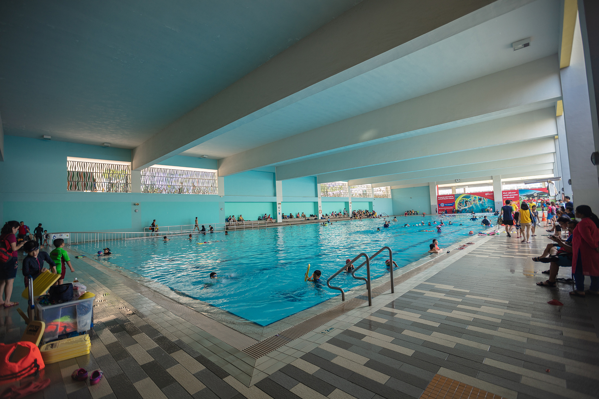 Sengkang Swimming Complex Powered By Singapore Swimming