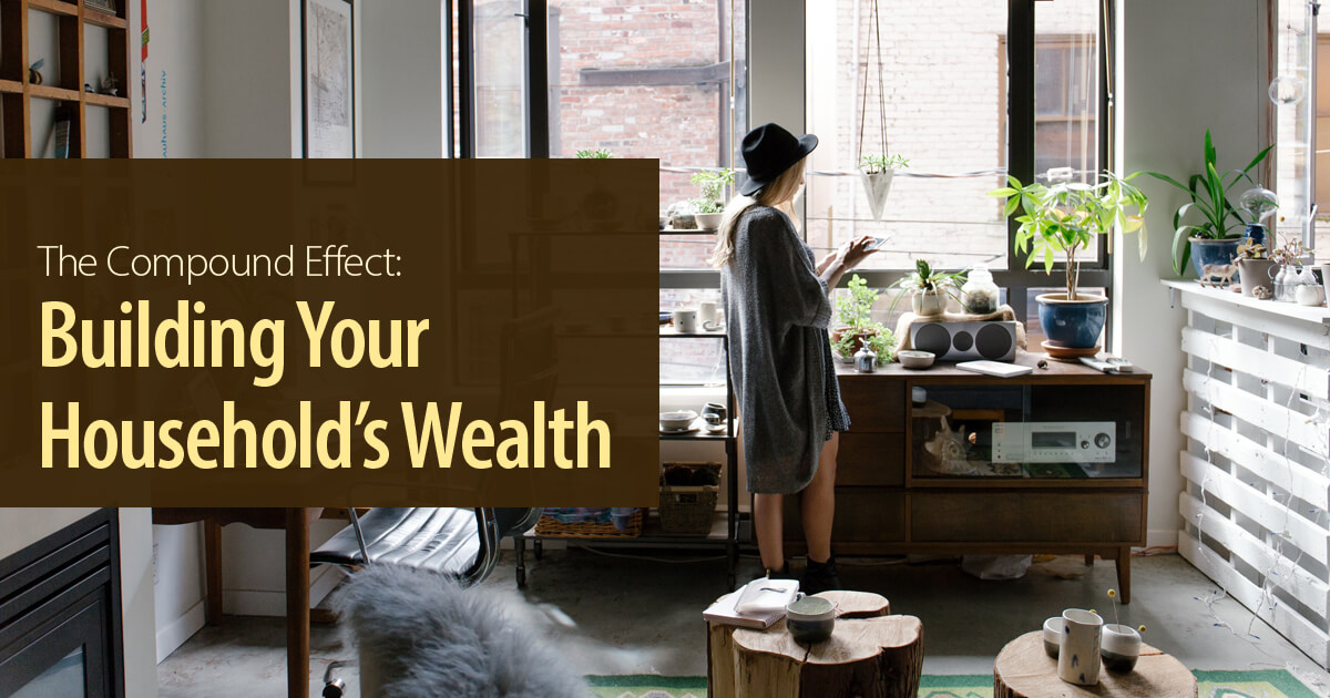 Building household wealth