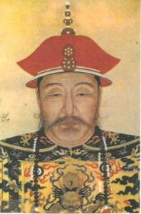 ゲンギェン・ハン 太祖 高皇帝