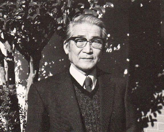 上野誠 1979年の写真(没1年前)