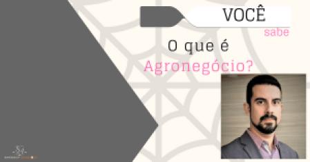 VOCÊ SABE O QUE É AGRONEGÓCIO FRANCISCO TORMA 300x157 - AFINAL DE CONTAS, O QUE É O AGRONEGÓCIO?