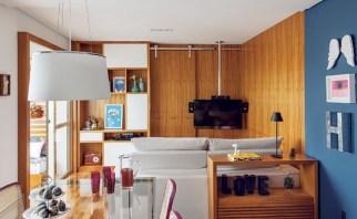 sala funcional simples decoração