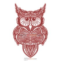 owl decorative