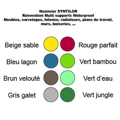 Peinture Carrelage Meuble Et Salle De Bains
