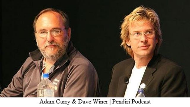 Adam Curry & Dave Winer | Pendiri Podcast