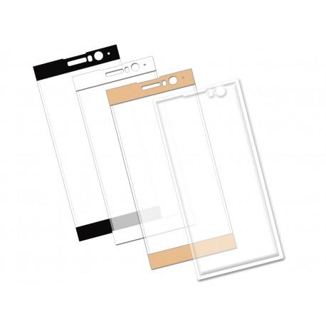 Zaokrąglone szkło hartowane 3D do telefonu Sony Xperia XA2
