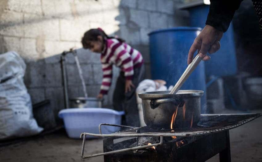SOS-Kinderdörfer - Kinder im Gazastreifen traumatisiert