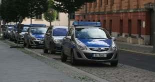 Berliner Polizist hat Drohbriefe verschickt