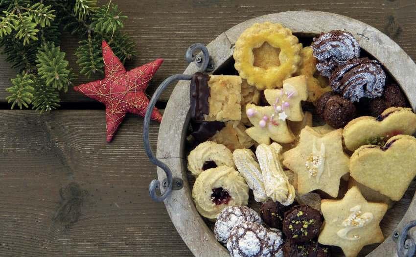 Weihnachtsbäckerei - das steckt in Backwaren
