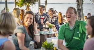Ostsee - Feiern am Strand Sonne, Sand und Meer