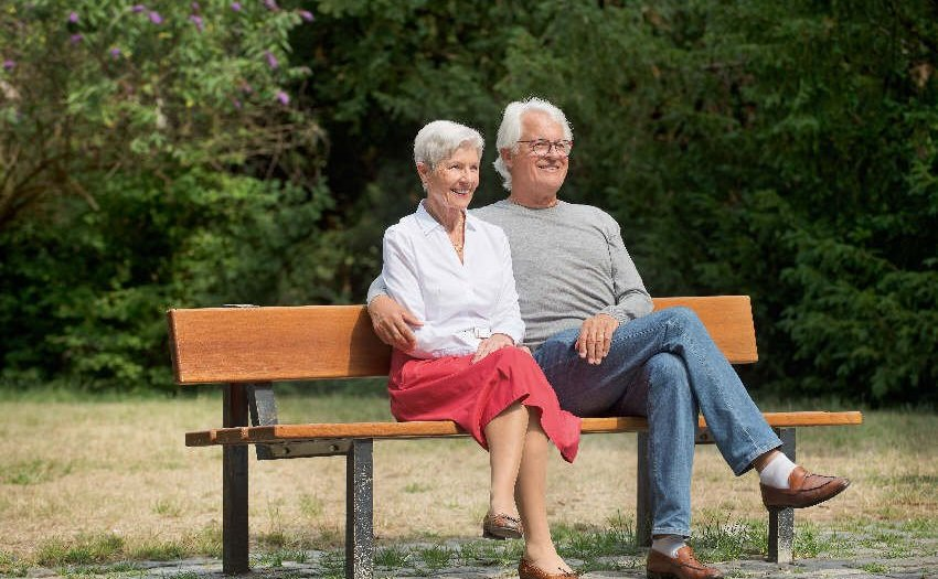 Altersarmut - Im Alter nicht allein dastehen